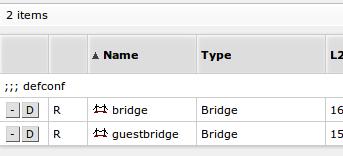 Mikrotek Gastnetz Brücke